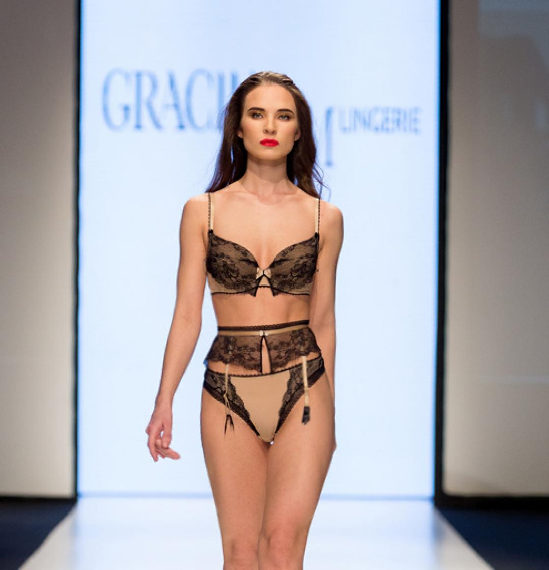 Gracija-Rim на подиуме Riga Fashion Week